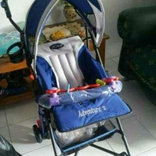 Stroller bayu