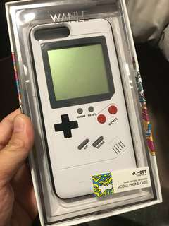 game boy 手機殼 iPhone case