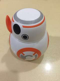 Star Wars BB8 limited edition food container