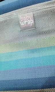 Babywrap Ocean Size 4