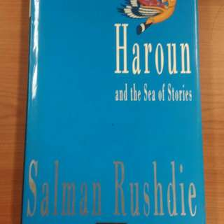 Around and the Sea of Stories by Salman Rushdie