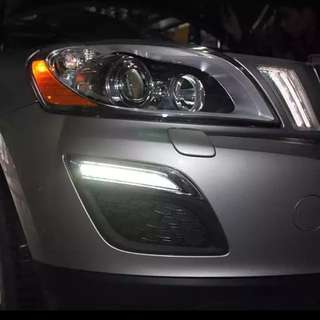 Volvo XC60 Daytime Running Lights (DRL)