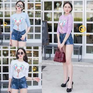 Chic top ( f& a )