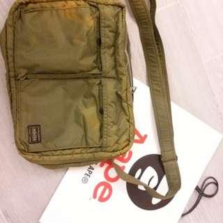 日本 porter 袋