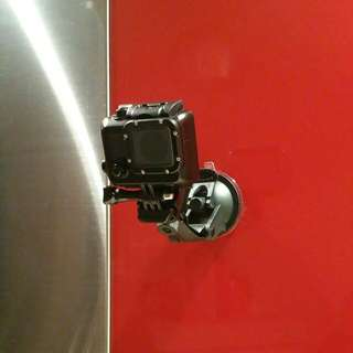 Brand New Suction Mount for Gopro Hero