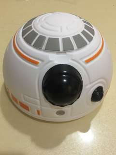 Star Wars BB8 collectible limited edition container