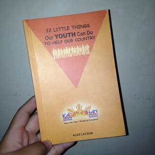 12 Little Things Book
