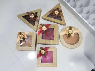 Kotak hantaran / wedding boxes [Brand New]