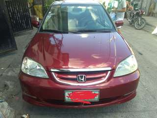 Honda vtis 2004