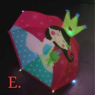 LED雨傘