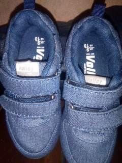 Jeans canvas shoe
