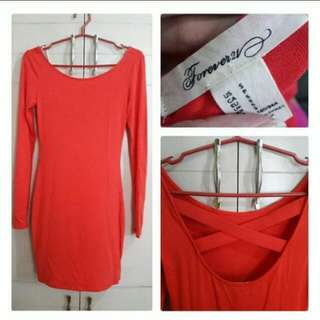 Clearance Sale!!! Forever 21 dress