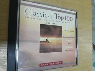 Classical top 100 (6 volumes)