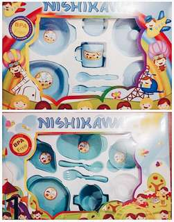 Nishikawa Baby Food Set
