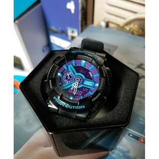 G-Shock GA-110HC-1A Second