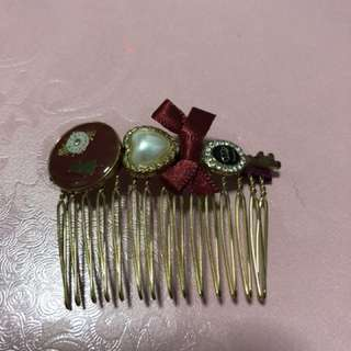 Hair accessory korea 2018