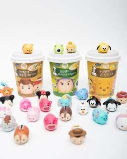 韓國代購🇰🇷Tsum Tsum 杯裝即沖濃湯