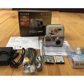 數位相機 富士Fujifilm Finepix F80P
