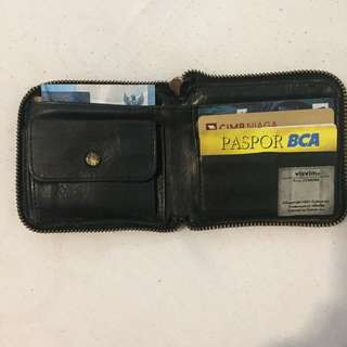 Wallet visvim bi-fold