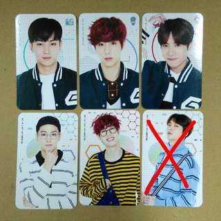 GOT7 4th Fanmeeting PC