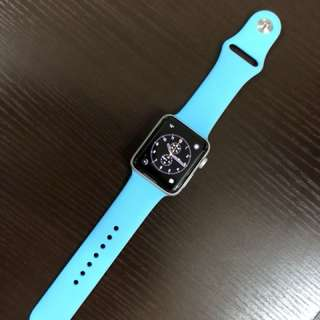 Apple Watch Series 2 42mm Aluminum Case