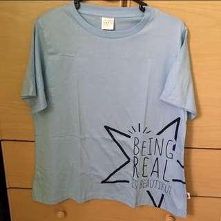 New 100% cotton plus size T-shirt - XL - XXL