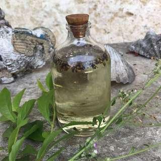Organic Bath Oil