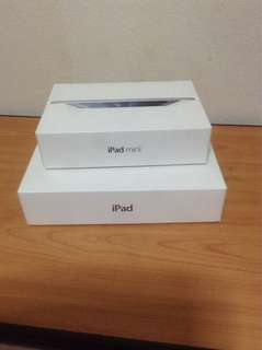 Ipad & Ipad Mini Box