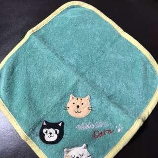 🚚 卡拉貓小手帕