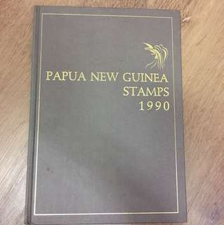 Papuan New Guinea Stamps 1990
