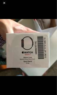 Apple watch 3 GPS with cellular