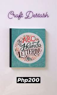 ABCs of Hand Lettering by Abbey Sy