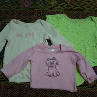 Onesies for Take all 3-6mos