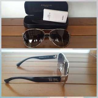 ORIGINAL Sunglasses Sunnies Coach Kacamata hitam