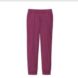 Warm lined kids pants