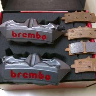 Brembo m4 restock 1 set available