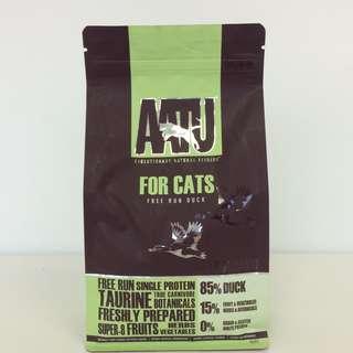 AATU Free Run Duck Dry Cat Food
