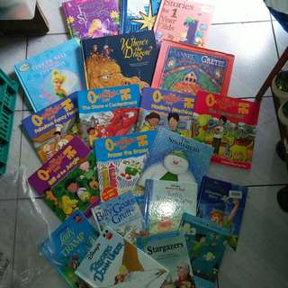 Childrens books for take all