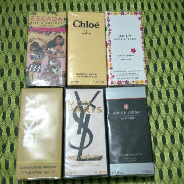 20ml Spray Pocket Perfume Instock Health Beauty Hand Foot Care