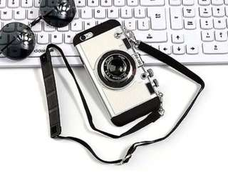 3D Camera DS100 Shape Camera Look Case Cover iPhone 6 / 6S