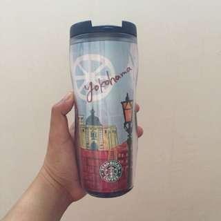Starbucks Tumbler Yokohama
