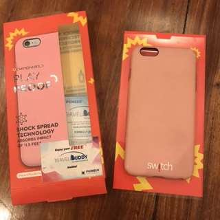 Switch iPhone 6+ / 6s+ shock proof case