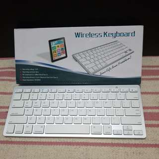 BNWB Wireless Keyboard