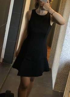 Keepsake Black Dress