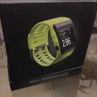 Tomtom Nike GPS Running Watch
