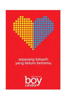 Ebook Sepasang Kekasih yang Belum Bertemu
