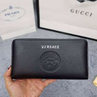 versace wallet gred 5A