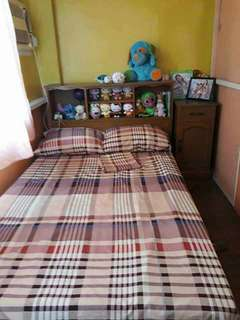 Bedding Set (Polyester Cotton Material)