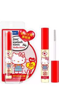 Hello Kitty DHC Eyelash tonic