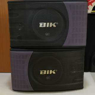 BIK Karaoke Speaker BS550 $150 collect by 13/03